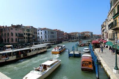 ヴェネツィアとフィレンツェ2018(その1)