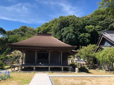 金蓮寺と国宝の阿弥陀堂