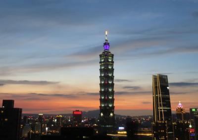 夏の台湾 ひとり旅・街歩き~2日目後半・3日目~