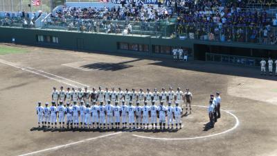 [野球] 野球を見る旅-東京編・後編-(2018.7.15)