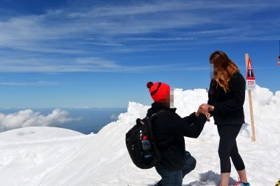 ユングフラウヨッホ で プロポーズ♪・・・・を見た / ⑤ 超ド運痴がTRY♪ スイスでちょこっとハイキングの旅