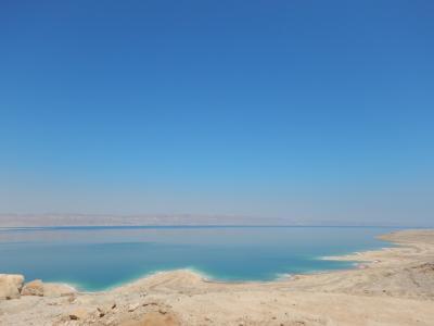 ヨルダン旅行⑥死海浮遊体験