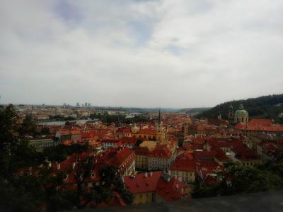 プラハで初めてのシムカード!