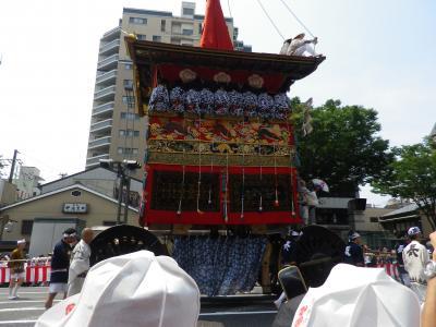 京都祇園祭2018