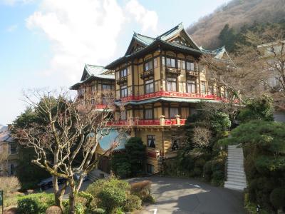休業前の箱根富士屋ホテル2018(その1)