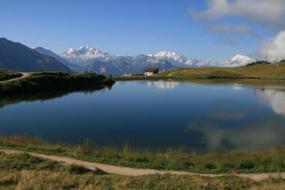 アレッチ氷河展望スポット、ベットマーホルン展望台(2647m)Part1