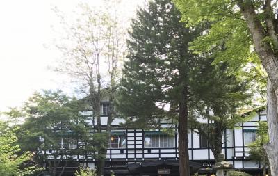 旧軽井沢万平ホテル 母娘孫三代旅行(1泊2日)