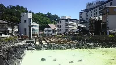 草津温泉、日光、中禅寺湖へ(その1)