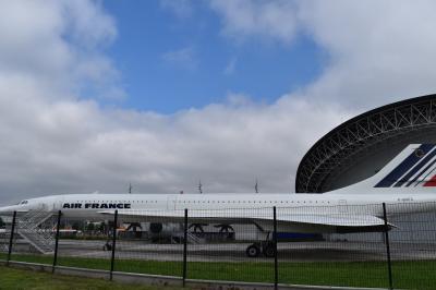 レンタカーで巡るフランスとスペインの旅②ーフランス トゥールーズpart2 エアバス工場とシテ・ド・レスパス