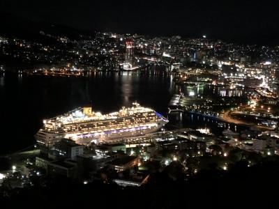 ホットな長崎。グルメに夜景とおまけはチャリで汗だく伊王島