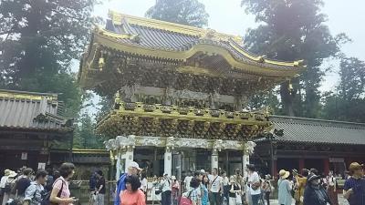 草津温泉、日光、中禅寺湖へ(その2)