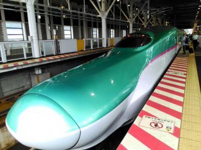 弾丸 北海道の旅 函館&新幹線
