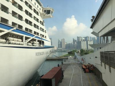一企業に船を奪われた結果、ボイジャー・オブ・ザ・シーズでプーケットとペナン島クルーズ 1