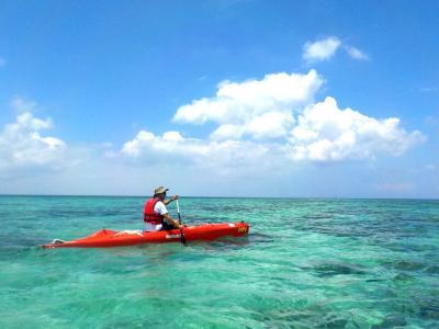 イリオモテ2018 島遊び その1 SUPとアウトリガーカヌー