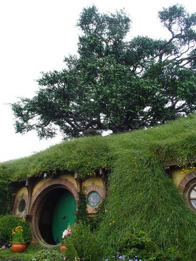 ニュージーランド(New Zealand)旅行 2015年12月 ⑥ Auckland、ホビット村