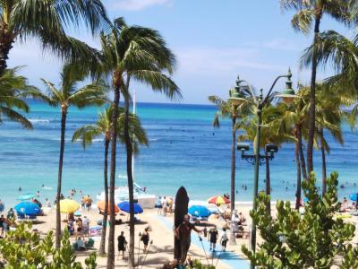 7年ぶりのHAWAII★やっぱりHAWAIIが好き♪ by:HYATT REGENCY WAIKIKI BEACH RESORT & SPA   Part1