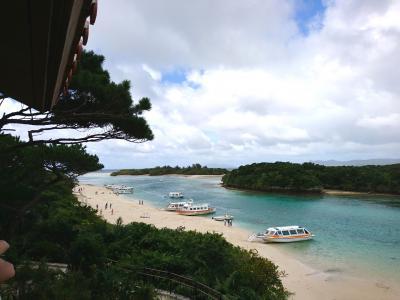 沖縄島旅【石垣島①】