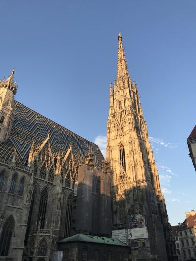 久々ヨーロッパ、初ウィーンひとり旅!②ウィーンリンク内を散策