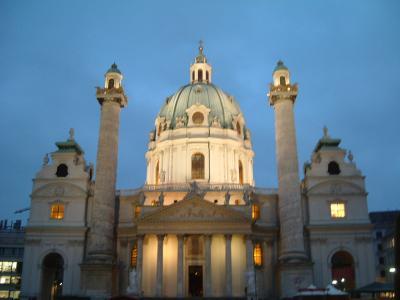 ドイツ旅 私の旅の原点 寄り道ウィーン