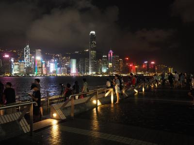 7月の連休は香港へ