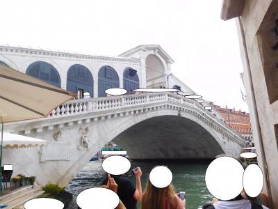 叔母様と行く、御上りさんイタリア8日間-2