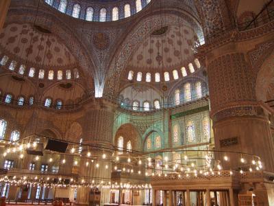 ポルトガル+ちょっとトルコ旅行①~イスタンブール乗り継ぎ8時間で市内観光~