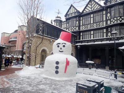 雪まつりが見たくて札幌(7)札幌場外市場、ラーメン横丁、メルヘンチックな白い恋人パーク