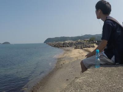 加太へひとり旅