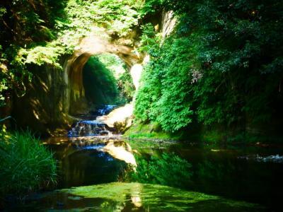 大人のひとり遠足☆夏の濃溝の滝