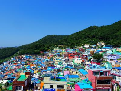 ロシア★ウラジオストク1人旅~経由地の釜山で船旅を満喫~