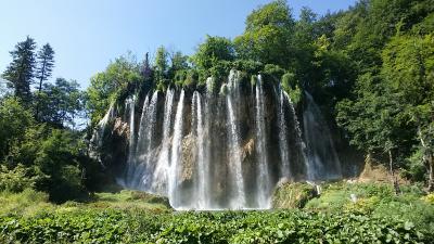 ■ クロアチアの旅(4) 大自然が造りだす芸術「 プリトゥヴィツェ湖群国立公園 」