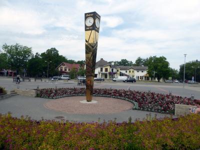リガからスイグルダ、バルガを通ってエストニアのタルトゥへ