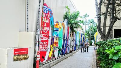 2019ハワイep0 特典航空券・エアアジア・airbnb等の予約・旅行費用合計
