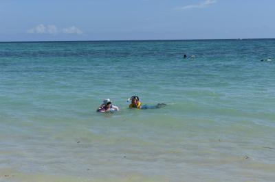 海の日3連休は、4歳娘&9歳息子と宮古島!