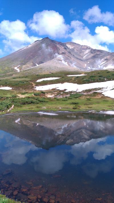 2018 7月の北海道 【前編】 大雪山旭岳ハイキング