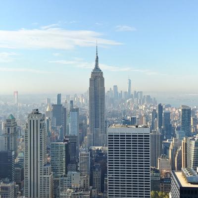 秋のニューヨーク ぶらり一人旅 (2) (Day 3~4)