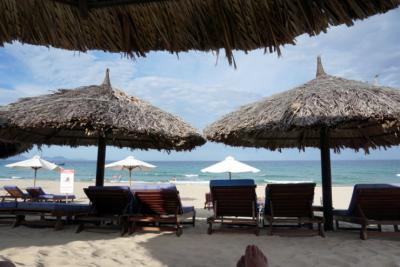 南国ベトナム/ニャチャンのリゾートを楽しむ5日間♪ その1 ホテルでまったり、ビーチとベトナムご飯