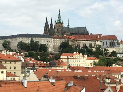 夫婦でプラハ観光、その2