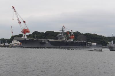 横須賀軍港めぐり(2)