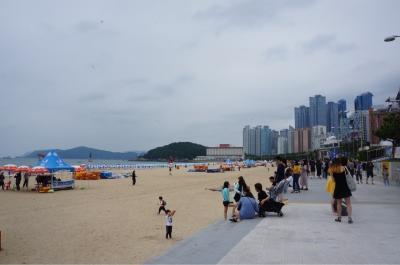 父母と釜山旅