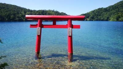 志賀高原を歩く第1日目は大沼池へ