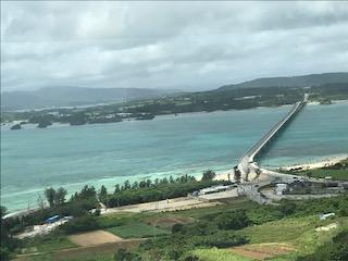 台風8号マリアと共に沖縄入り。。。結婚35周年記念この旅行どうなっちゃうの~? in 沖縄 3泊4日 (3~4日目)