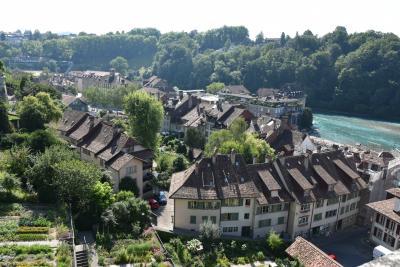 花とスイス(1) <快晴> 美しい街 ベルン