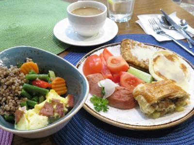2018年シベリア・サハ共和国ヤクーツクへの旅(2)旧ソ連としては快適な三ツ星ホテル・ソナタと朝食
