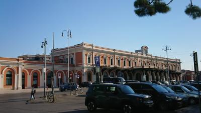 7月8~22日、ローマ+郊外+かかと部分に一人旅(バーリから帰国編)
