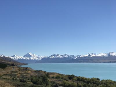 初めてのニュージーランド北島&南島セレクト9泊11日   前編   南島