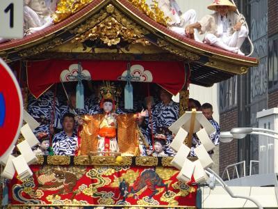 【京都・比叡山】比叡山に避暑!祇園祭前祭巡行の素晴らしさに息をのむ②