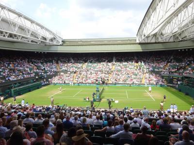 えっ!うっそ~?当っちゃったんならテニスの聖地へ行くしかないよねVol.1(ウィンブルドン&ロンドン塔&タワーブリッジ)