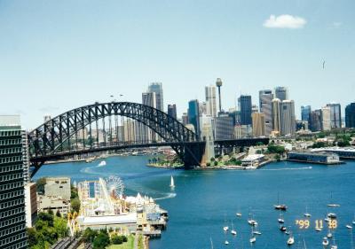Australia 9th (Mileage run to Sydney) [ARCHIVES]