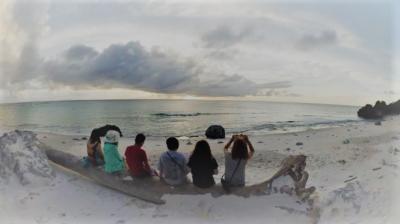 2018.7 海に無縁なカナヅチ男が海合宿に行ってきた ~ウェルカム多良間&水納島~